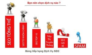 Nên chọn Seo tổng thể hay Seo từ khóa?