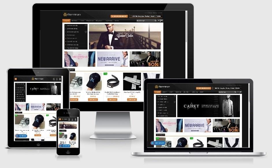 Xây dựng website bán hàng bằng wordpress