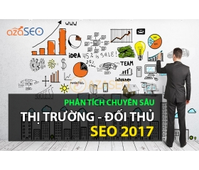 Market analysis, rivals and selection SEO strategy confronts 2017