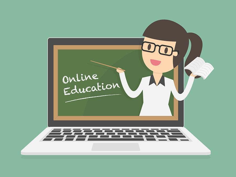 Xây dựng website học online dành cho học sinh, sinh viên