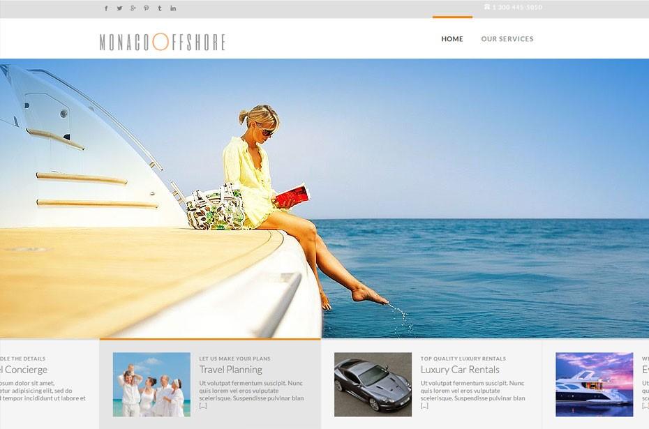 Xây dựng website du lịch - Bí quyết để thành công