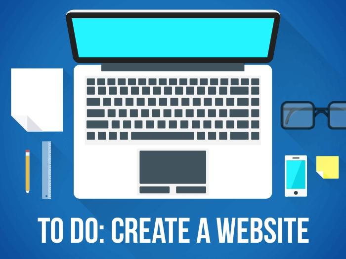 Khi xây dựng 1 website cần những gì và những lưu ý quan trọng